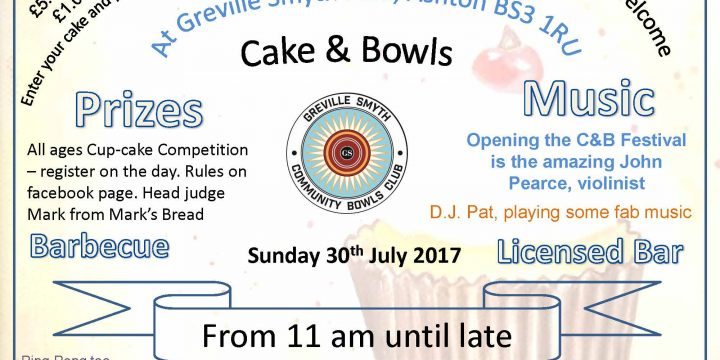 Bake & Cake & Bowls not necessarily in that order