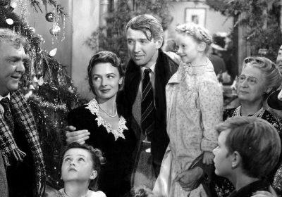 Free Xmas Movie – It's a Wonderful Life, Saturday 23rd December, 2pm