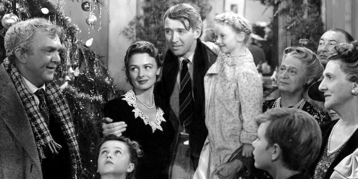 Free Xmas Movie – It's a Wonderful Life, Saturday 23rd December, 2pm